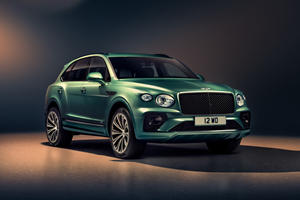 2021 Bentley Bentayga Arrives With Upgrades From The Continental GT