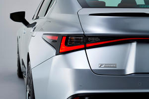 A New Lexus IS Model Is Coming
