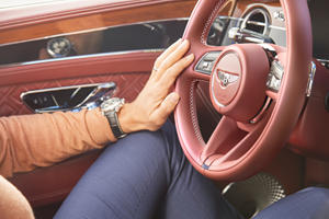 Bentley Introduces Tasty New Features For Continental GT