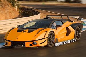 Lamborghini SCV12 Will Look Absolutely Wild