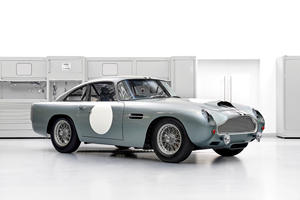 This Stunning Aston Martin DB4 GT Has Never Been Driven