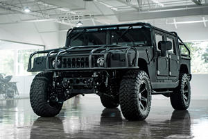 $300,000 Reborn Hummer H1 Ready To Offroad
