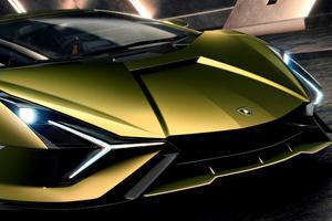 Lamborghini Has A Big Debut Happening This Week