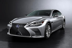 2021 Lexus LS Debuts With Updated Styling And Tech