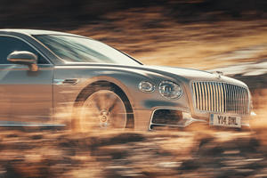 Bentley Flying Spur Just Got Even More Luxurious