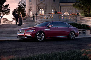 Lincoln Reveals Final Order Dates For The Continental