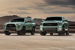 Toyota TRD Pro Models Updated For 2021