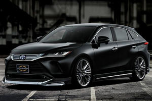 Toyota Venza Gets New Look With Widebody Kit