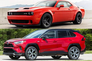 Toyota RAV4 Prime And Dodge Demon Have Something In Common