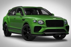 Bentley Bentayga Configurator Offers Some Wild Combinations