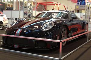9ff Unveils 1,381HP GT9 Vmax