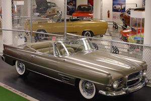 Chrysler Takes Over the Walter P. Chrysler Museum