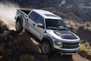 Cars That Attract Women: Ford SVT Raptor