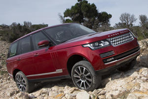 Cars That Attract Women: Range Rover