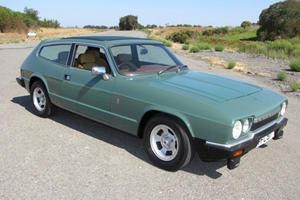 Unique of the Week: 1978 Reliant Scimitar GTE