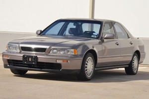 Unearthed: 1995 Acura Legend