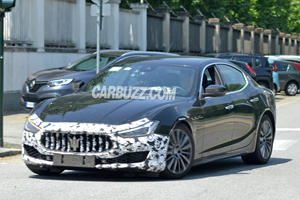 2021 Maserati Ghibli Looks Ready For Its Big Reveal