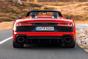 Audi Could Bring A Very Special R8 To America This Year