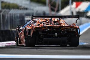 Leaked: Patent Images Reveal Lamborghini SCV12