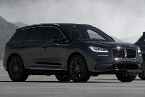Lincoln Reveals New Styling Package For Luxury SUVs