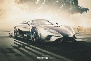 The Koenigsegg Regera Gets Starring Role In Own Movie