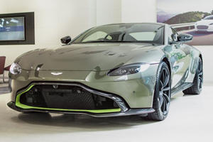 Special Edition Aston Martin Vantage Thinks It's An AMR