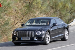 New Bentley Flying Spur Speed Could Borrow A Porsche Engine