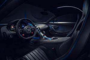 Bugatti's Air Conditioning System Is Powerful Enough To Cool An Apartment