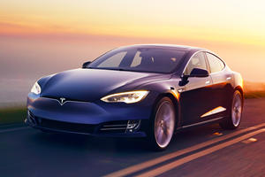 Tesla Model S And Model X Can Now Charge At 1,000 MPH