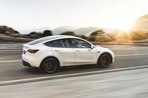 Say Goodbye To The Standard Range Tesla Model Y