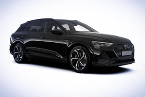 Audi e-tron Black Edition Shows The Dark Side Of Electricity