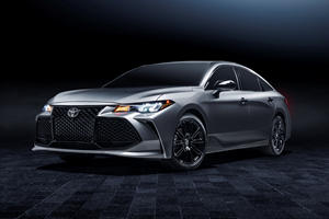 2021 Toyota Avalon Debuts With AWD And New Nightshade Edition