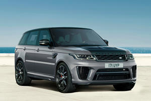 2021 Range Rover Gains New Engines And Special Editions