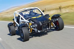New 335-HP Ariel Nomad R Is The Ultimate Off-Road Animal