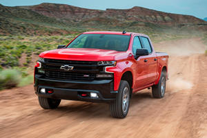 Chevrolet Silverado Production Can't Keep Up With Demand