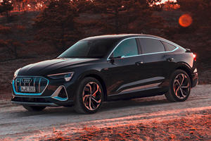 Audi E-tron Sportback Edition One Costs Nearly $90,000