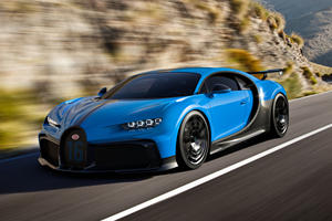 There's A Mad Dash For The Ultra-Limited Bugatti Chiron Pur Sport