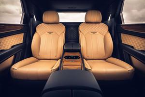 Bentley Bentayga's Four-Seat Layout Just Got Even Better