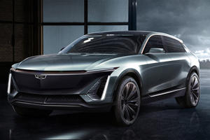 5 New Cadillac EVs And Electric Chevrolet Pickup Are Coming