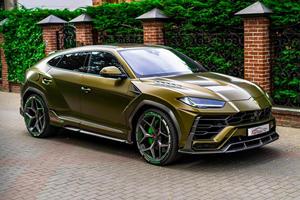 Lamborghini Urus Gets Taken To The Extreme