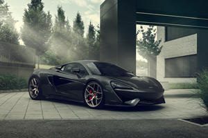 McLaren 666S Is A 570S On Steroids