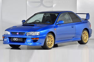 Someone Wants $370,000 For A 271-Mile Subaru Impreza
