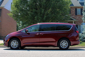 The Grand Caravan Is Back! But Not As A Dodge