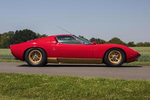 1972 Lamborghini Miura SV Could Sell For Over $3 Million