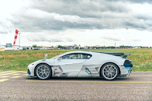 Bugatti Divo Gets Final Test Drive Before Customer Hand-Off