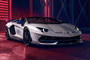 Lamborghini Aventador SVJ Xago Limited To Just 10 Units