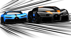 What Makes The Bugatti Chiron Pur Sport and Chiron Super Sport 300+ Unique