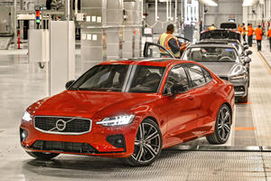There Are Troubling Signs For The Volvo S60