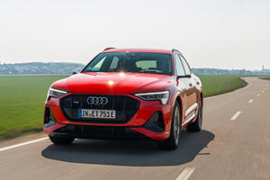 2020 Audi e-tron Sportback Earns Impecible Safety Rating