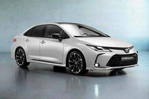 Toyota Corolla Sedan Gets A Sporty New Look